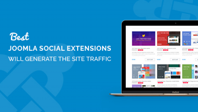 Best Joomla Social Extensions that make your Joomla Site be Social